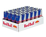 RED BULL ENERGY DRINK BEBIDA ENERGIZANTE 24 UNID PACK